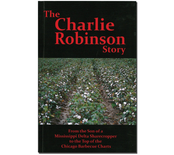 Book - The Charlie Robinson Story
